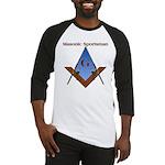 Masonic Sportsman - Fisherman - Baseball Jersey