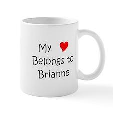 Unique Brianne Mug