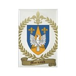 MORNAULT Family Crest Rectangle Magnet (100 pack)