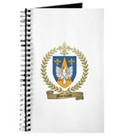 MORNAULT Family Crest Journal