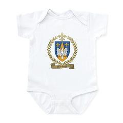 MORNAULT Family Crest Infant Bodysuit
