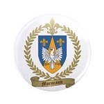 "MORNEAULT Family Crest 3.5"" Button (100 pack)"
