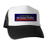 McSame/Failin' Trucker Hat