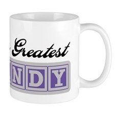 World's Greatest Grandy Coffee Mug