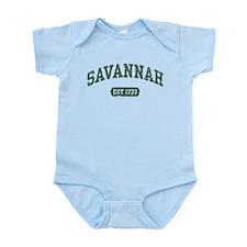 Savannah Est 1733 Infant Bodysuit