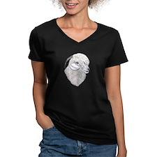 Angora Goat Portrait Shirt