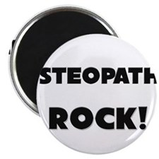 Osteopaths ROCK Magnet
