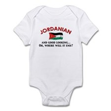 Good Looking Jordanian Infant Bodysuit