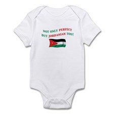 Good Looking Jordanian Infant Bodysuit