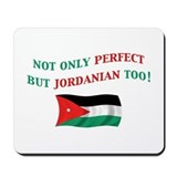 Good Looking Jordanian Mousepad