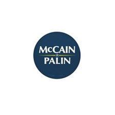 McCain Palin Mini Button (10 pack)