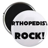 Orthopedists ROCK Magnet