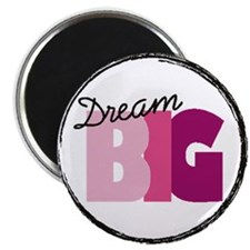 "Cute Dream big 2.25"" Magnet (100 pack)"