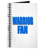 WARRIOR FAN Journal