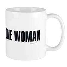 One Man One Woman Mug