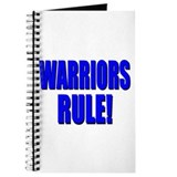 WARRIORS RULE! Journal