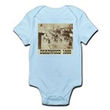 Deadwood Celebration Infant Bodysuit