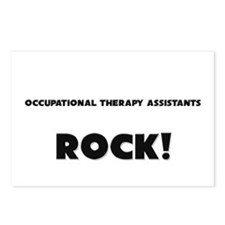 Occupational Therapy Assistants ROCK Postcards (Pa