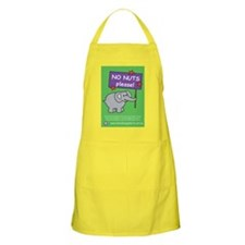 NO NUTS Please! BBQ Apron
