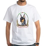 Min Pin Happy Holiday Shirt