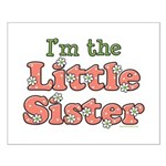 I'm the Little Sister Small Poster