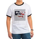 McCain Palin '08 USA T
