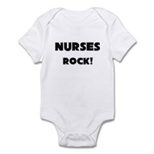 Nursemaids ROCK Onesie