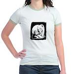 Gillian and Pal Jr. Ringer T-Shirt