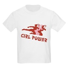 Girls Rule! Girl power t-shir T-Shirt