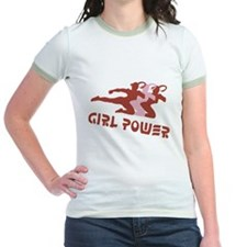 Girls Rule! Girl power t-shir T