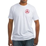 Masonic RAM Fitted T-Shirt