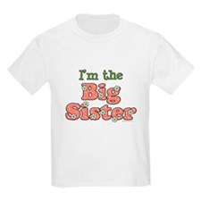 I'm the Big Sister T-Shirt