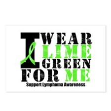 Lymphoma (Me) Postcards (Package of 8)