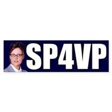 SP4VP Bumper Sticker (50 pk)
