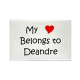 Deandre Rectangle Magnet (100 pack)