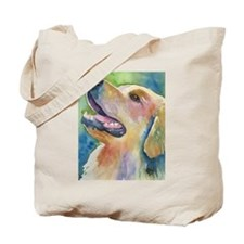 Unique Golden retriever Tote Bag