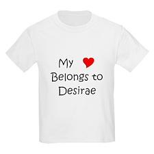 Cute Desirae's T-Shirt