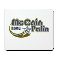 McCain Palin 2008 Mousepad