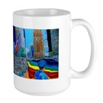 Rainbow River Large Mug