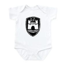 Wolfsburg Crest Infant Bodysuit