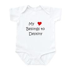 Cool Destiny Infant Bodysuit