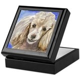 Cute Purebred Keepsake Box