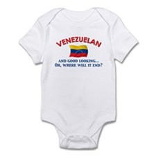 Good Lkg Venezuelan 2 Infant Bodysuit
