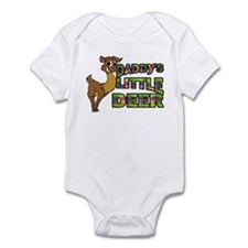 Daddy's Little Deer Infant Bodysuit