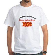 Happily Married Macedonian 2 Shirt