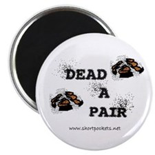 "ShortPockets ""Dead-A-Pair"" Magnet"