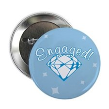 "Engaged 2.25"" Button"
