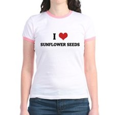 I Love Sunflower Seeds T