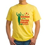 The Sisterhood of the Traveli Yellow T-Shirt