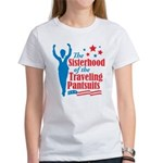 The Sisterhood of the Traveli Women's T-Shirt